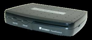 Abbildung TravelControl personal Fahrzeuggerät ohne Clip-Halterung auf der Seite TravelControl Einbau