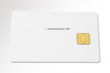 TravelControl Chipkarte für weitere Fahrer oder Ersatzchipkarte